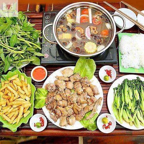 Cách nấu lẩu dê Ninh Bình tại nhà cực ngon, cực đơn giản