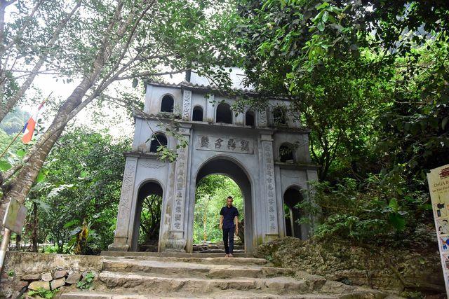 Chùa Bái Đính cổ 1000 năm ở Ninh Bình