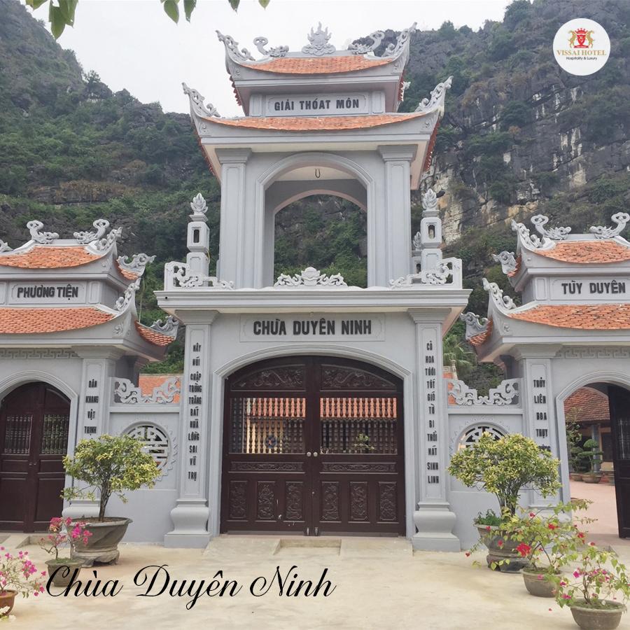 Chùa Duyên Ninh - Ngôi chùa cầu duyên ở Ninh Bình