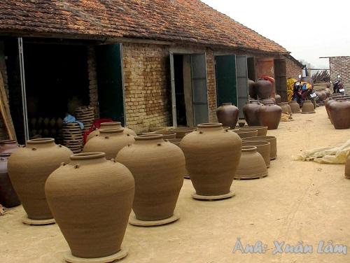 Khám phá nghề làm gốm Gia Thủy ở Ninh Bình