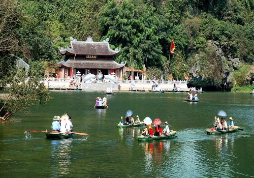 Phủ Đột - Điểm du lịch Ninh Bình