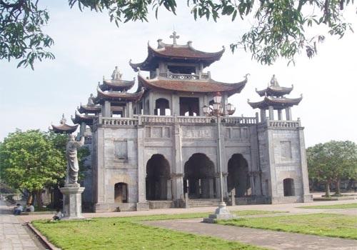 Nhà Thờ Đá Phát Diệm Kim Sơn Ninh Bình
