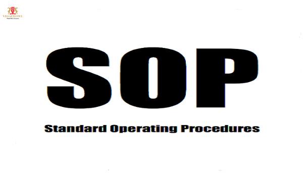 SOP là gì? Quy trình thao tác chuẩn của SOP