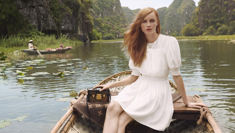 Việt Nam truyền thống và sang trọng trong phim quảng bá của Louis Vuitton