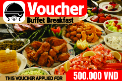 Buffet Breakfast Voucher