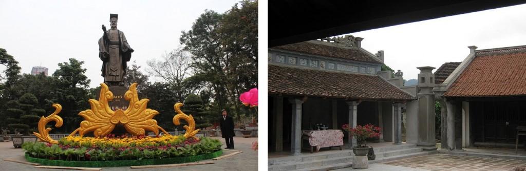 Đền thờ vua Lý Thái Tổ