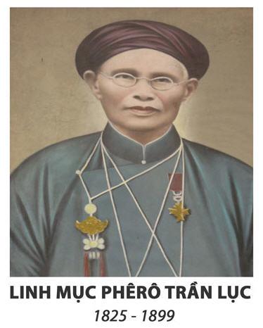 linh mục Trần Lục
