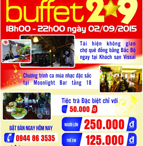 Buffet National Day